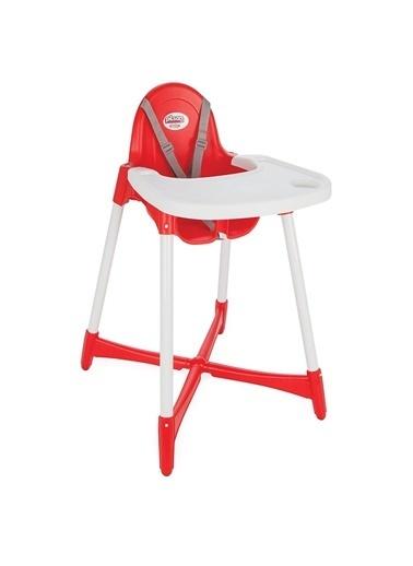 Pilsan Pilsan Pratik Mama Sandalyesi 07-504 Kırmızı